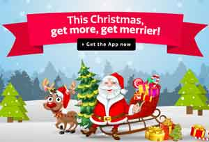 This Christmas Get More, Get Merrier! – Get the App Now & Shop Unlimited