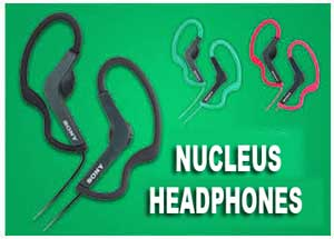 Stylish Nucleus Headphones