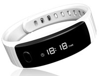 Intex Fitrist Health Band White at 17% Off + Free Shipping