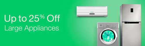 Large Appliances Amazon India Lowest Price Offer