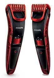 Philips QT4006 Trimmer Black and Red at Lowest Price Online