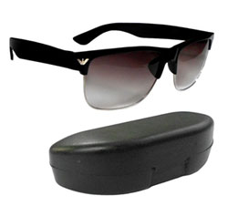 RE-MISH Wayfarer Sunglasses at 40% Off + Free Shipping