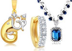 Gold Plated Branded Jewellery