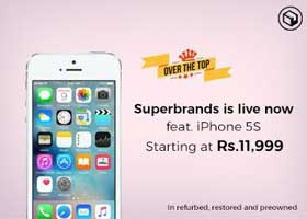 iPhone 5S offer