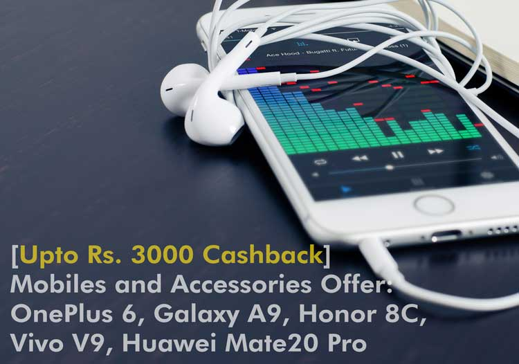Mobiles and Accessories Offers and Coupons