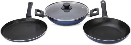 Pigeon Cookware Set of 3 Items