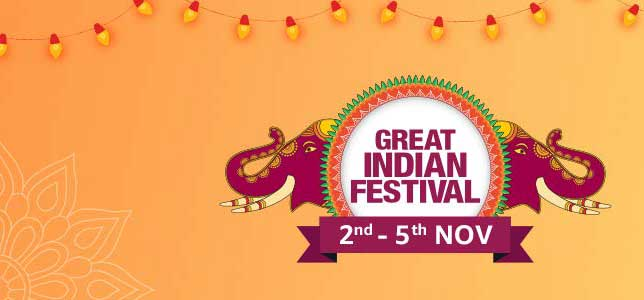 Amazon Great Indian Sale 2nd to 5th
