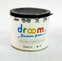 Droom Car Perfume Flash Sale