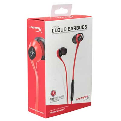 HyperX Cloud Earbuds in India