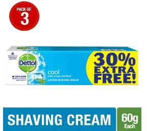 Dettol Cool Shaving Cream 60 g