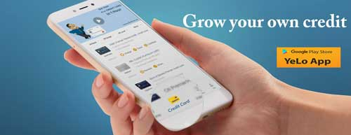 YeLo App Get Instant Loan from Your Smartphone